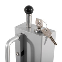 All models: Can be reset by any key holder, ensuring that the units cannot be tampered with