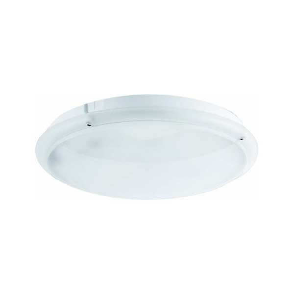 LED IP65 Round Emergency Light - Leah