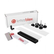 Letterbox Blanking Plates - Letterblox™