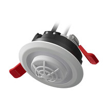 Available with dimmable, replaceable warm or cool white lights