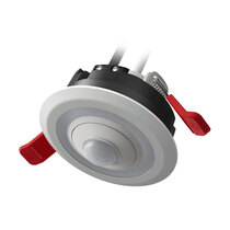 Supplied with a PIR sensor to fit within the light