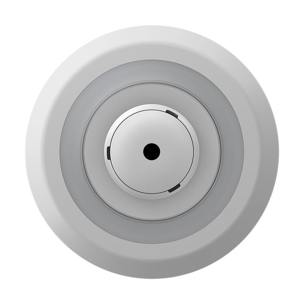 Lumi-Plugin Downlight with Carbon Monoxide Alarm