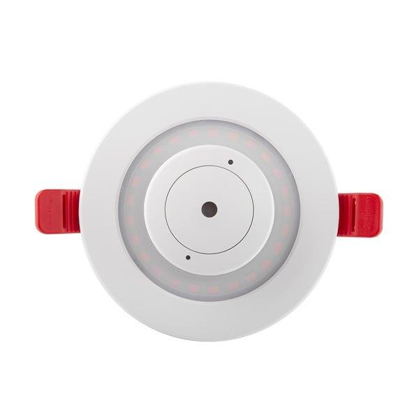 Lumi-Plugin Standard Downlight with Smoke Alarm