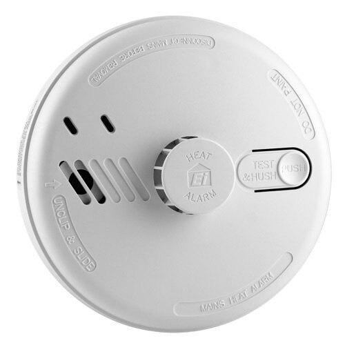 Ei144 - Heat Alarm with Interlink