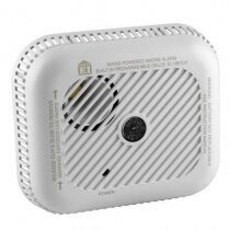 Ei156TLH - Optical Smoke Alarm with Lithium Backup Battery & Interconnect