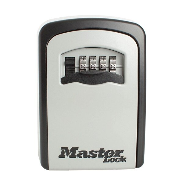 Master Lock 5401 key safe with combination lock