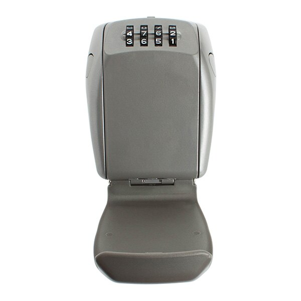 Master Lock key safe with combination lock