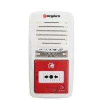 Megalarm Wireless Base Alarm Unit