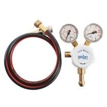Nitrogen regulator and hose