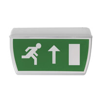 LED IP65 Maint Exit Sign - Arrow Up