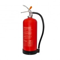 Free Certification by extinguisher engineer at installation