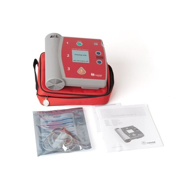 Philips HeartStart FR2 Defibrillator Trainer 2 Unit