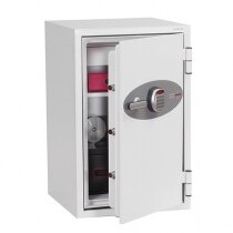 Fitted with an advanced high security electronic lock