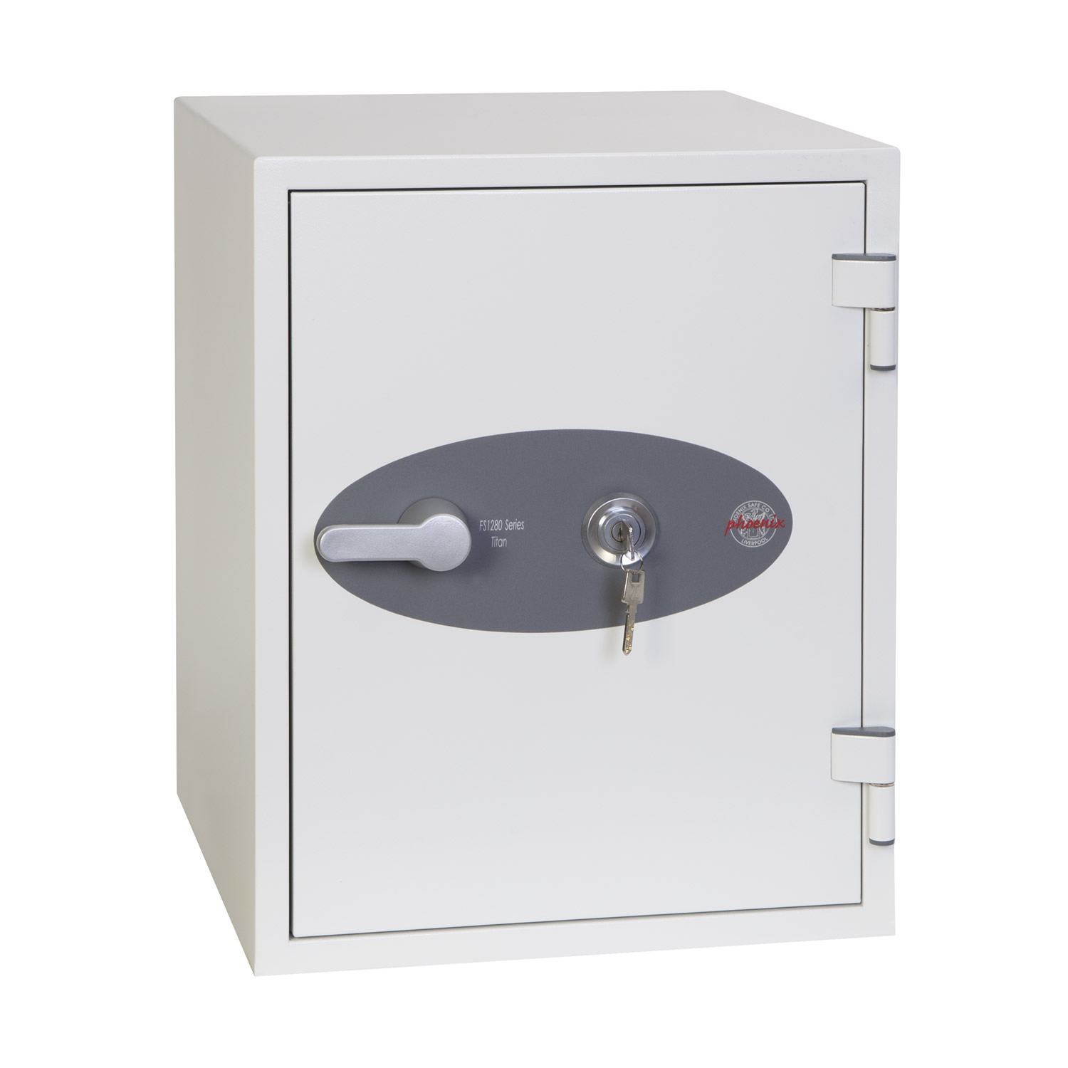 Phoenix Titan 1283 - Fire and Security Safe with Key Lock