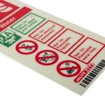 Quality Jalite AAA rigid plastic material