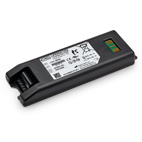 Physio-Control Lifepak CR2 Defibrillator Battery
