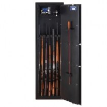 Ranger S1 seven gun safe offers higher levels of security than BS 7558 cabinets