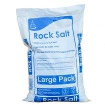 De-icing salt, also known as rock salt