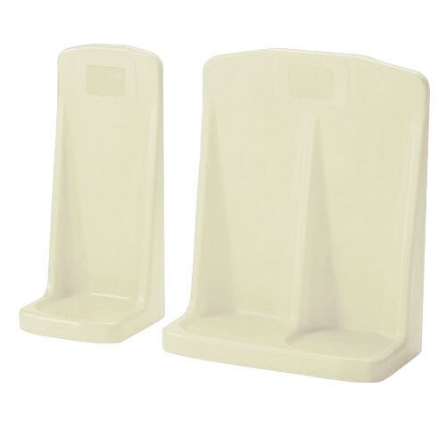 Rotationally Moulded Fire Extinguisher Stands - Cream