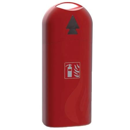 Fire Extinguisher S-Box Cabinet