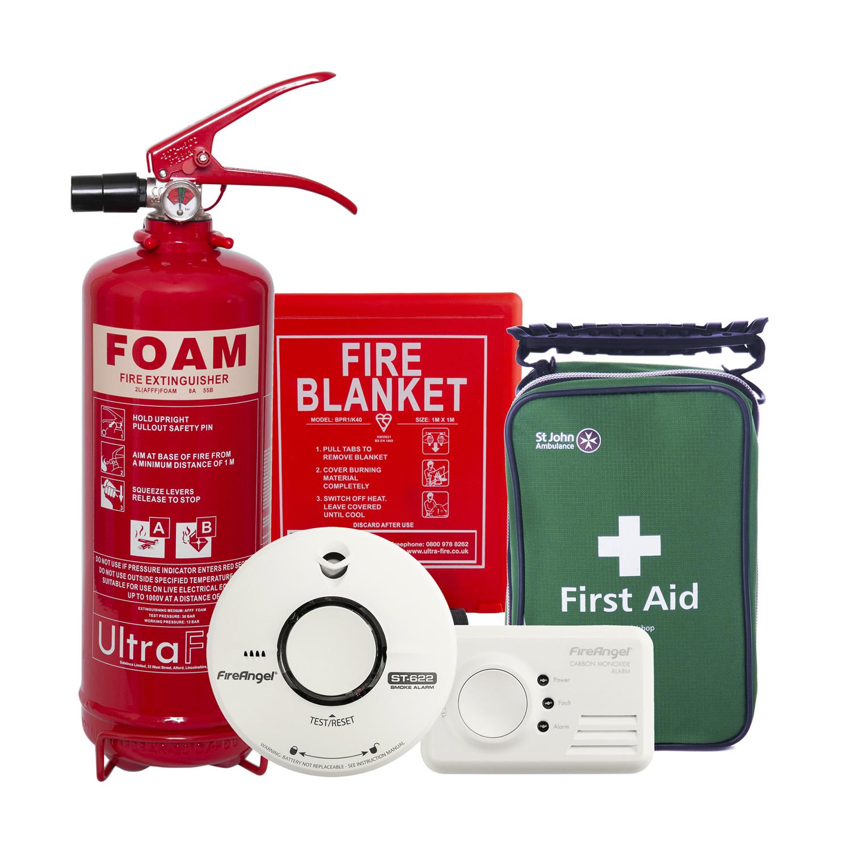 Safelincs Caravan Fire Safety Kit