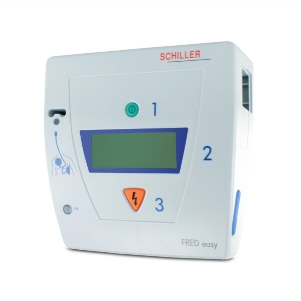 Schiller FRED Easy Semi-Auto Defibrillator