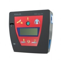 Schiller FRED Easy Life Fully Auto Defibrillator Package
