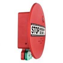 ECSG950 Smart+Shield for panic bars side view