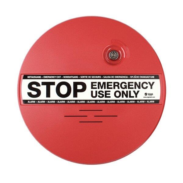 Sigma Smart+Shield Emergency Exit Alarm