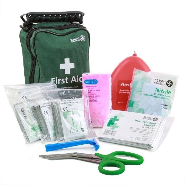 St John Ambulance Defibrillator Responder Kit