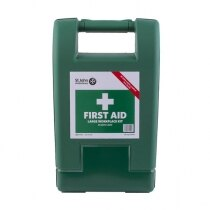 St John Ambulance BS 8599-1 Compliant Alpha First Aid Kits