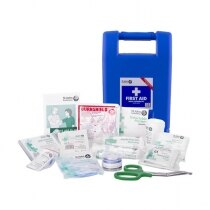 Re-designed kits containing a broader range of contents