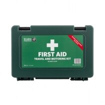 St John BS 8599-1 Travel First Aid Kit in Hard Case