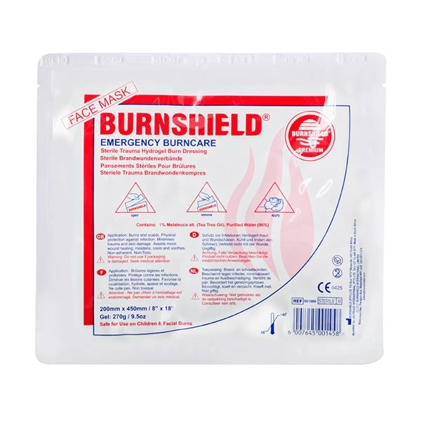 St John Burnshield® Face Mask