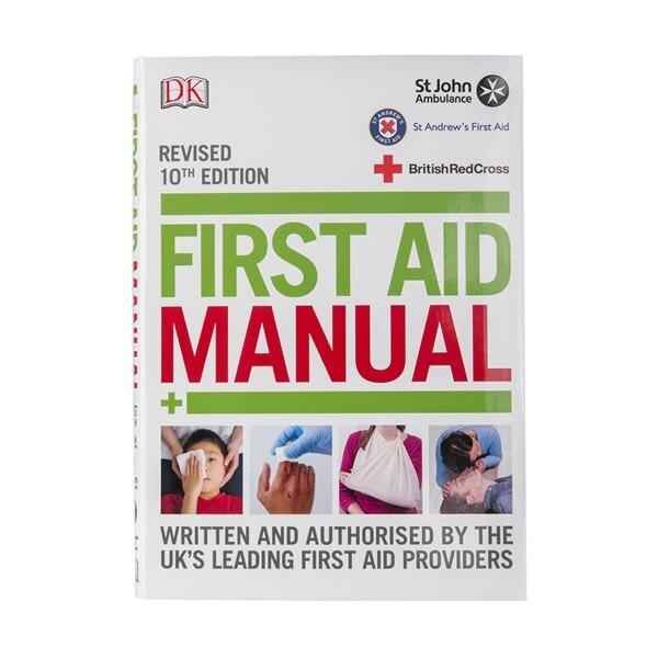 St John Ambulance First Aid Manual - 10th Edition