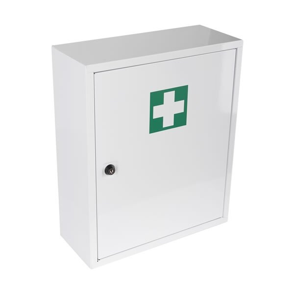 First Aid Cabinet with Lock
