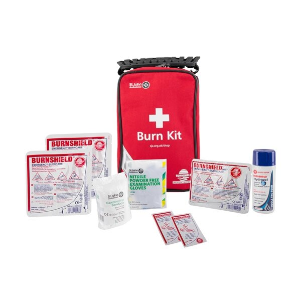 Contains Burnshield® branded products