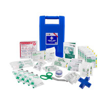 BS Small Catering Alpha First Aid Box