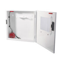 Defibtech Wall Mounted Cabinet - With Alarm