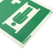 Jalite AAA material exceeds P.S.P.A class B luminance requirements