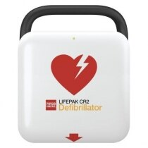 Lifepak CR2 USB Defibrillator - Semi-Automatic