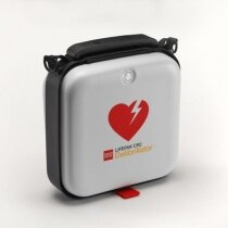 8 year manufacturer's warranty on the defibrillator unit