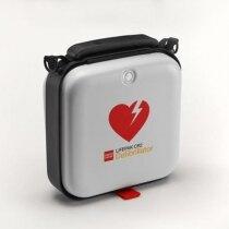 8 year manufacturer's warranty on the defibrillator unit