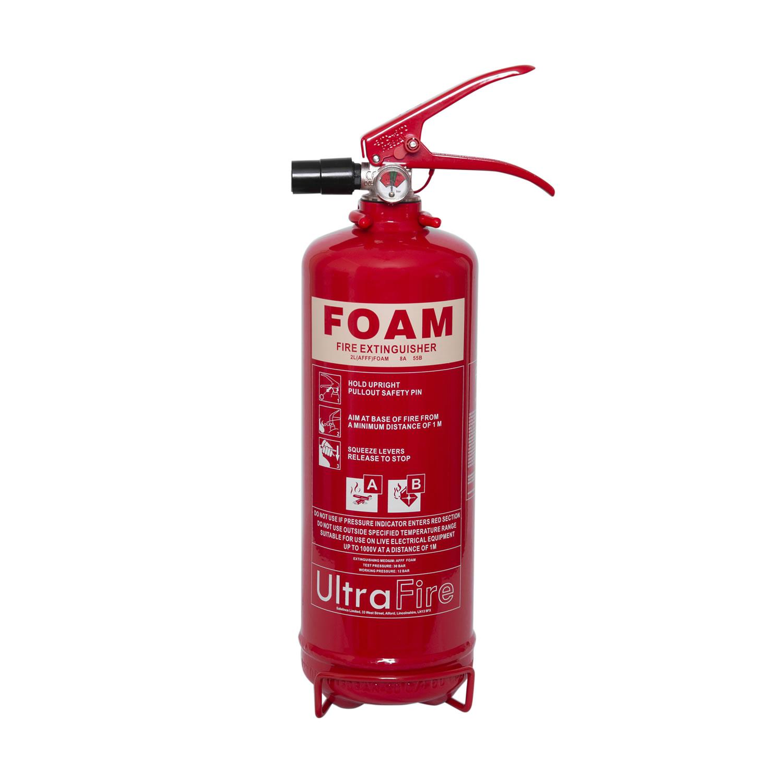 UltraFire 2ltr Foam Fire Extinguisher