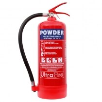 6kg Powder <br>Fire Extinguisher