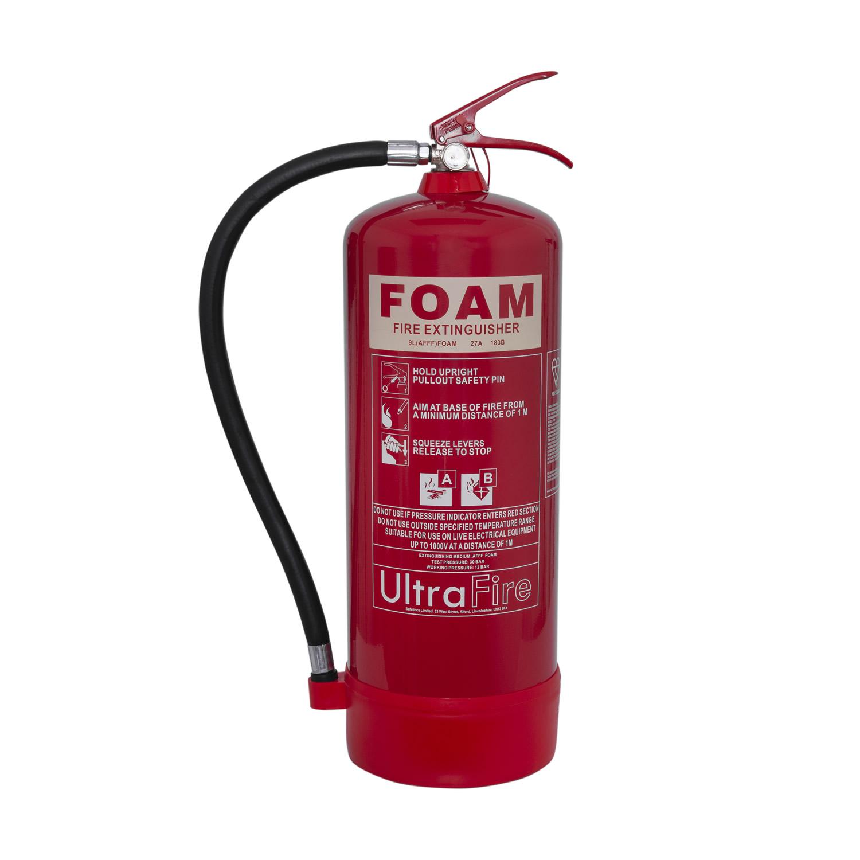 UltraFire 9ltr Foam Fire Extinguisher