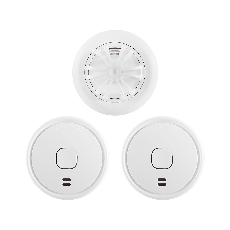 Smoke and Heat Alarm Home Essentials Kit