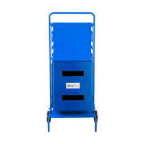 UltraFire PPE Site Stand With Optional Double Cabinet