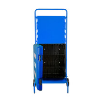 Suitable for storing a large range of personal protective equipment