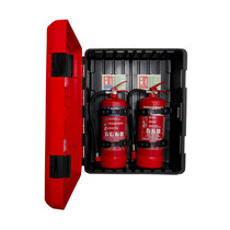 Suitable for 6kg/ltr and 9kg/ltr fire extinguishers (excluding P50 9kg/ltr models)